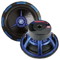 "Power Acoustik 10"" Woofer Dual 2 Ohm 2200W Max"