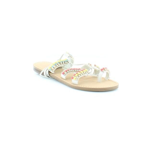 Ivanka Trump Monday Women's Sandals & Flip Flops Ivory
