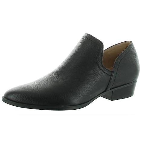 Naturalizer Womens Belinda Loafer Heels Block Heel Solid