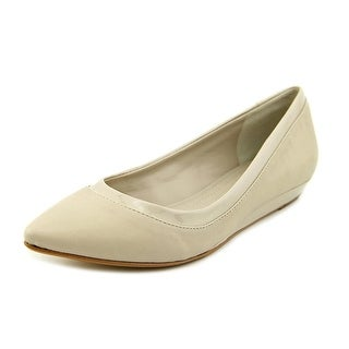BCBGeneration Alonsa Pointed Toe Leather Flats