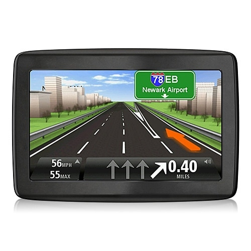 TomTom Via 1505M WTE 5-inch Extra-Wide LCD Touchscreen GPS w/ Lifetime Map Updates