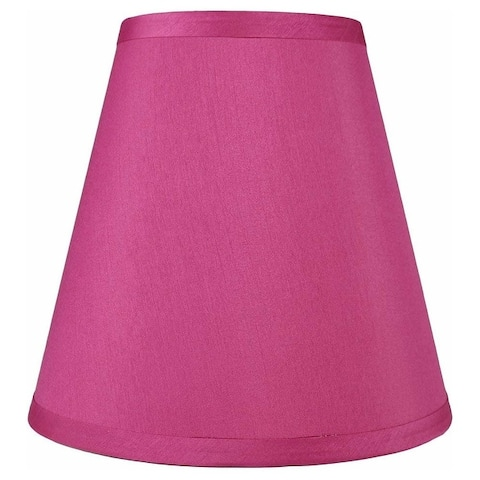 Variety Lamp Shade, 5 inch Top, 9 inch Bottom, 8.5 inch Slant