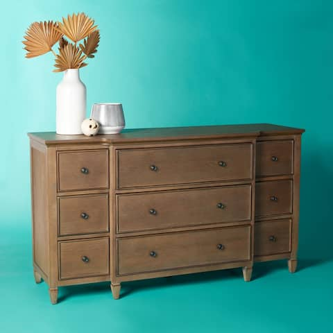 SAFAVIEH Couture Phineas 9-Drawer Sideboard