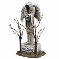 Department 56 Halloween Village Angel of Death Accessory, 5.25 inch