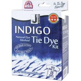 Jacquard Tie-Dye Kit-Indigo - Blue