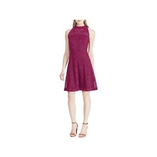American Living Womens Wear to Work Dress Lace Sleeveless