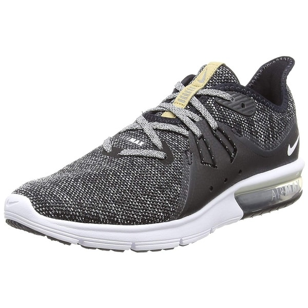 Shop Nike Womens air max sequent 3 Low Top Lace Up Running