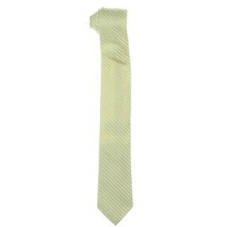 Calvin Klein Mens Regular Tie Silk Striped - o/s