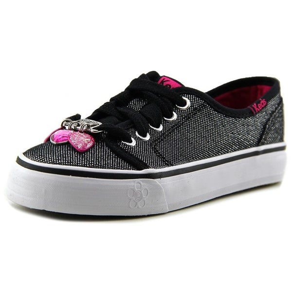 Keds Double Dutch Youth Round Toe Canvas Sneakers