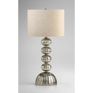 Cyan Design 4369 Down Lighting Table Lamp from the Cardinal Collection - gold leaf
