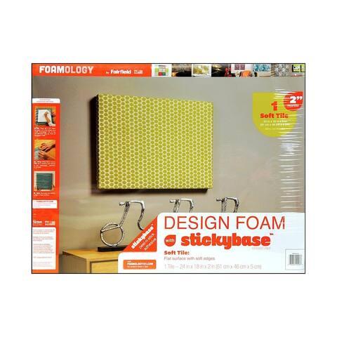 Dfsp24182 fairfield foam design 24x18x2 1pc