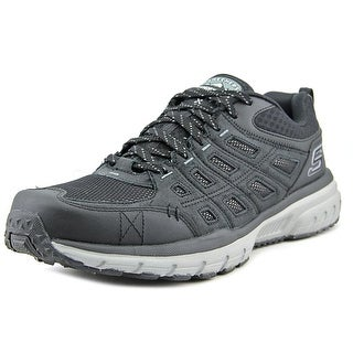 Skechers Geo-Trek Round Toe Synthetic Hiking Shoe