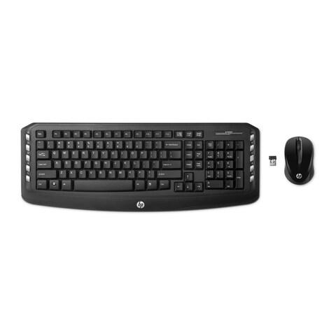 HP LV290AA#ABA USB Wireless Keyboard & Mouse