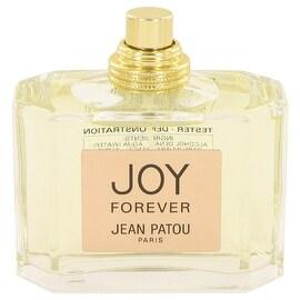 Eau De Toilette Spray (Tester) 2.5 oz Joy Forever by Jean Patou - Women