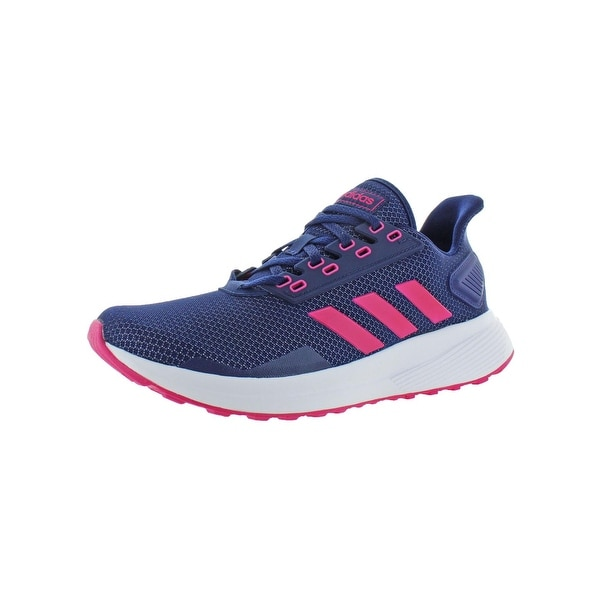 Shop Adidas Womens Duramo 9 Running Shoes Ortholite