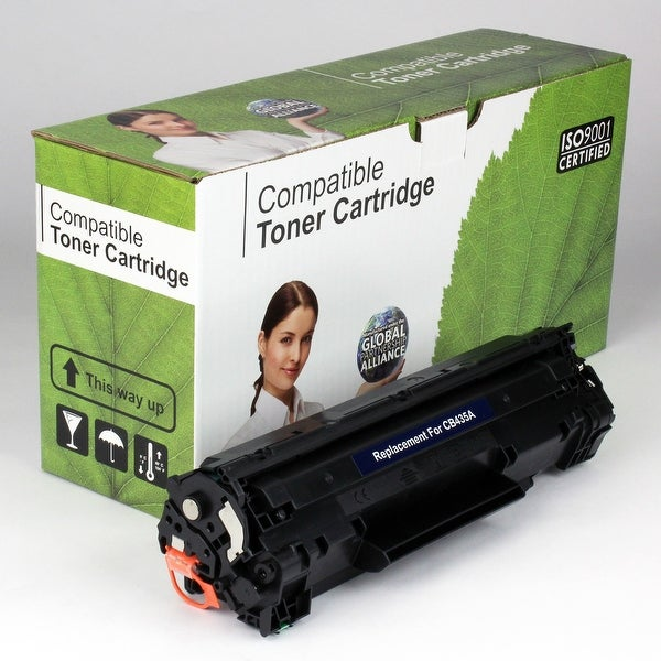 Value Brand replacement for HP 35A CB435A Toner (1,500 Yield)