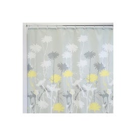 InterDesign Daizy Shower Curtain
