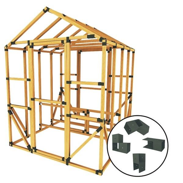 Shop Build Your Own E-Z Frame 8X8 Standard Chicken Coop