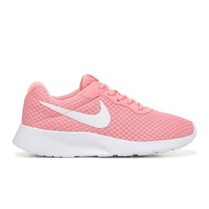 Nike Women's TANJUN Sneakers - lava glow