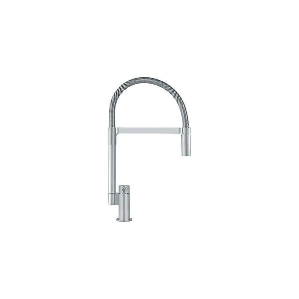 Shop Franke Ff2980 Manhattan High Arch Pre Rinse Kitchen Faucet With
