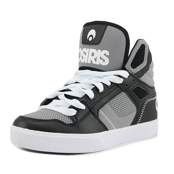 Osiris Clone Grey/White Skateboarding Shoes