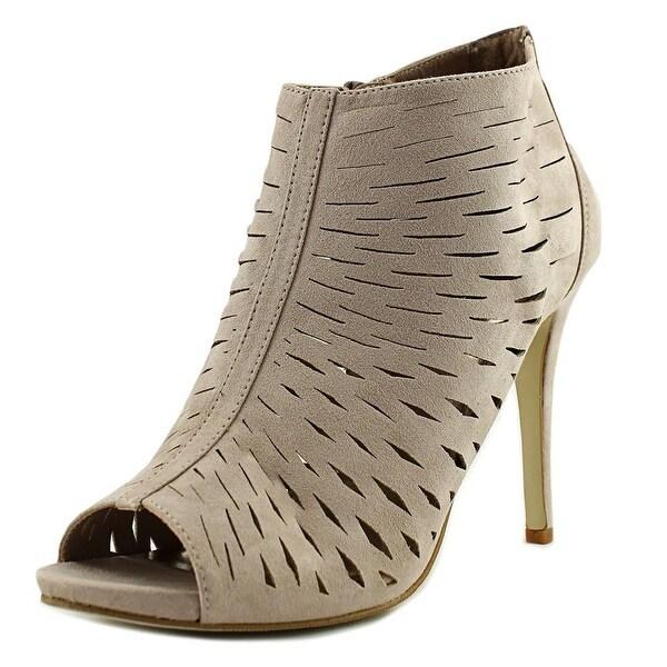 Madden Girl Rockella Women Taupe Boots