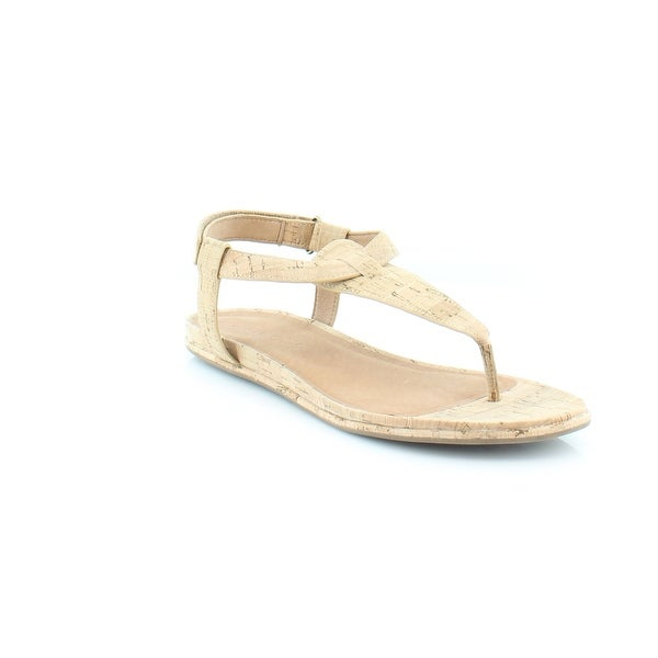 Gentle Souls Oxford Women's Sandals & Flip Flops Natural