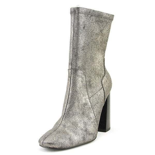 Design Lab Lord & Taylor Maala Pewter Boots