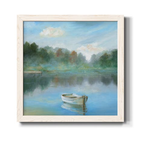 Tranquil Morning-Premium Framed Canvas - Ready to Hang