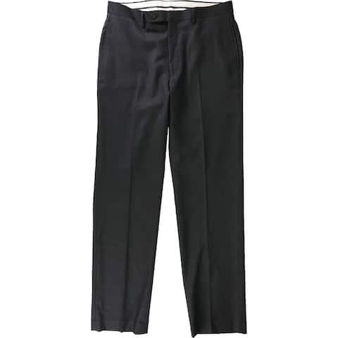 Ralph Lauren Mens Plaid Dress Pants Slacks, Green, 32W x 32L - 32W x 32L
