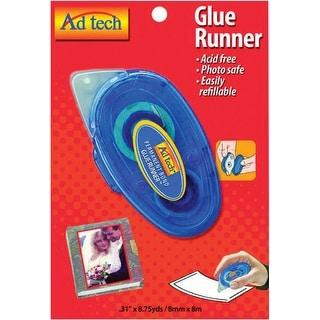 "Permanent Glue Tape Runner-.31""X8.75yd"