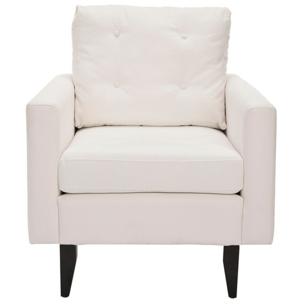 """Safavieh Moonstruck White Club Chair - 29.9"""" x 34.4"""" x 35"""". Opens flyout."""