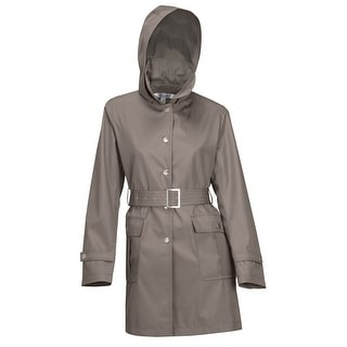 Lilac Bloom Ladies 'Sasha' Belted Trench Coat