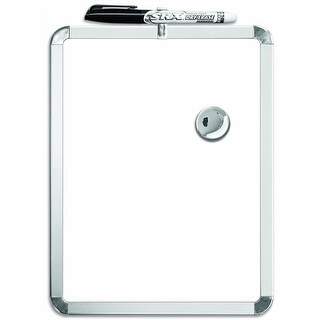 Board Dudes Metalix Magnetic Dry Erase Board