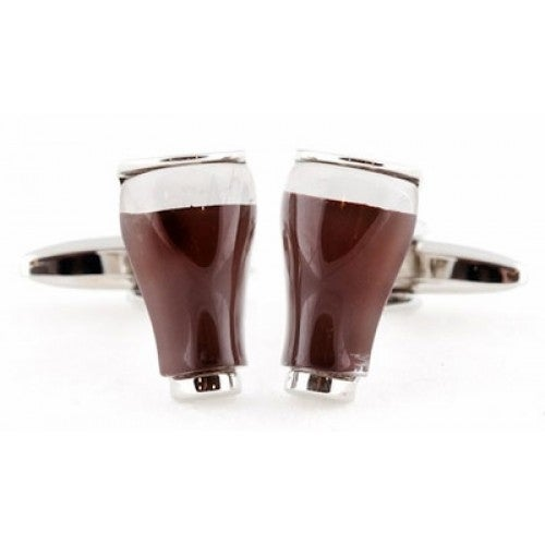 Stout Beer Drinking Guinness Cufflinks