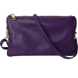 c4f408fc54 Buy Purple Clutches   Evening Bags Online at Overstock