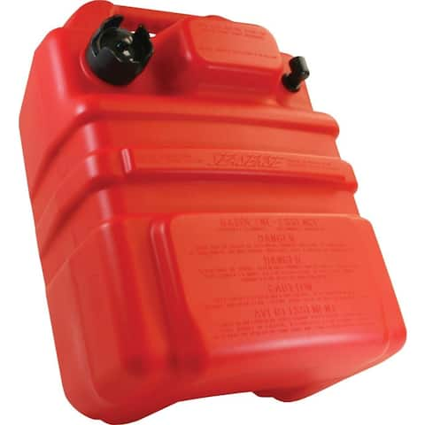 SeaSense 50052017 High Density Polyethylene Gas Tank, 6 Gallon