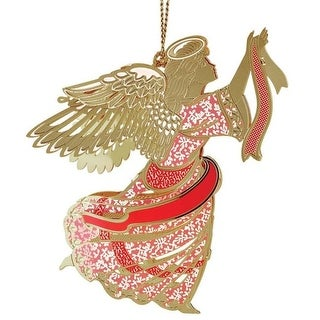 ChemArt 57180 Brillant Angel Ornament