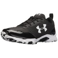 Under Armour Mens ua ultimate turf Fabric Low Top Lace Up Running Sneaker