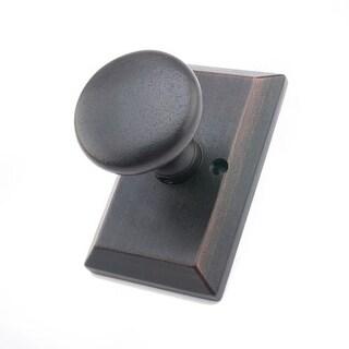Miseno MHDW-AG378 Granada Solid Brass Single Dummy Knob
