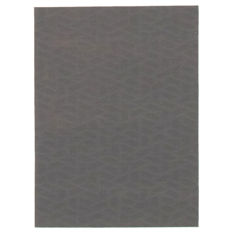 ECARPETGALLERY Bellisima Casual Dark Grey Rug