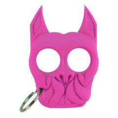 PSP Brutus Self Defense Key Chain Pink