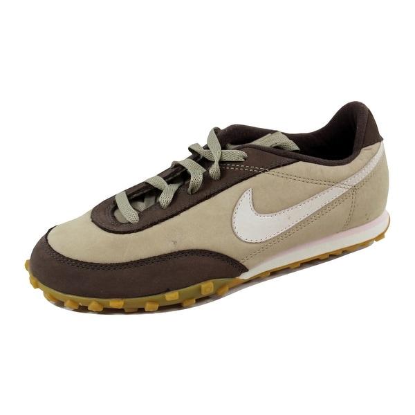 Nike Women's Waffle Racer II 2 Paul Brown/Aluminum Pink-Khaki 303919-261 Size 11