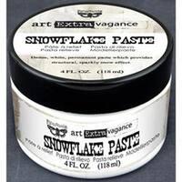 - Finnabair Art Extravagance Snowflake Paste 4Oz