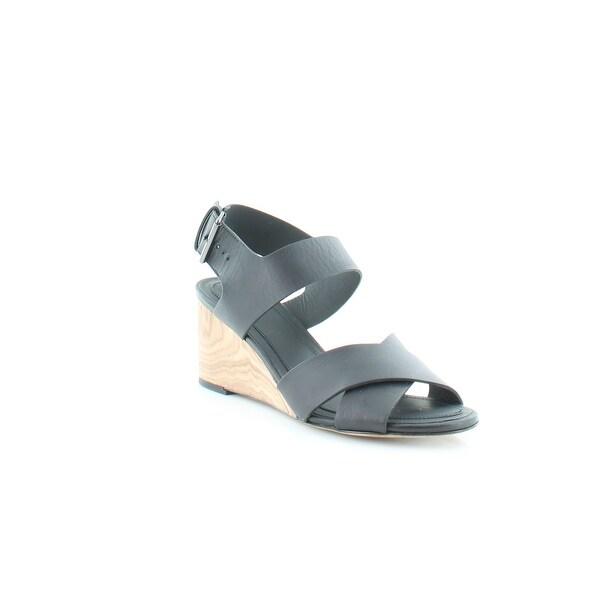 Cynthia Vincent Gwyn Women's Sandals & Flip Flops Black - 7
