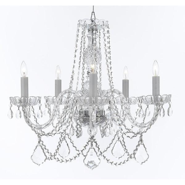 Swarovski tm murano venetian style crystal chandelier free swarovski tm murano venetian style crystal chandelier aloadofball Gallery