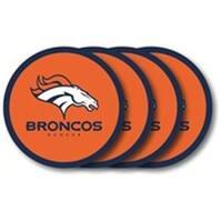 Denver Broncos Coaster 4 Pack Set