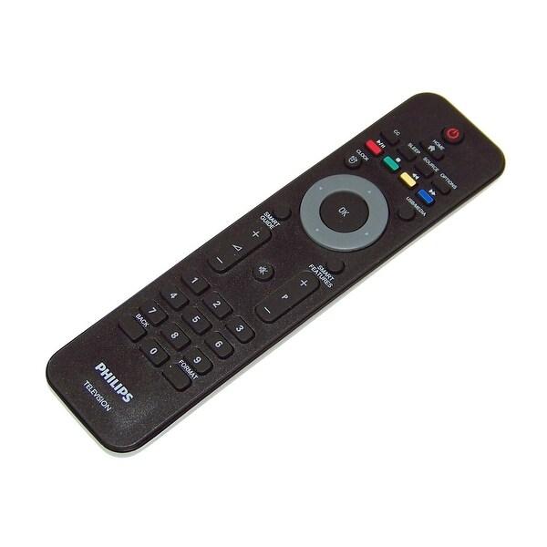 OEM Philips Remote Originally Shipped With: 37HFL4482/F7, 42HFL5682D, 42HFL5682D/F7, 42HFL5682L, 42HFL5682L/F7