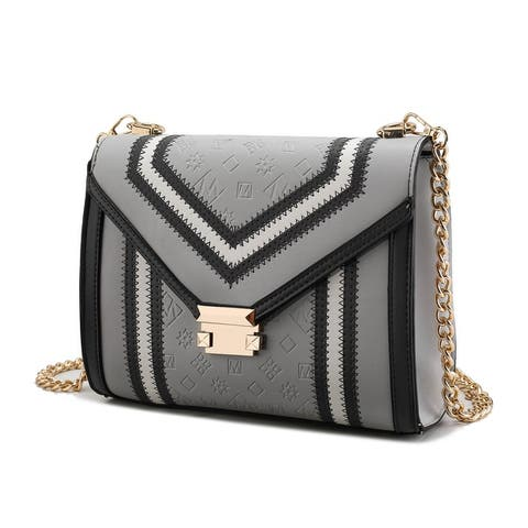 MKF Collection Esther Crossbody Bag by Mia K