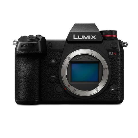 Panasonic LUMIX S1R 47.3MP Digital Mirrorless Camera (Body Only)